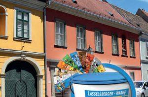 Lasselsberger-Knauf színezővakolatok