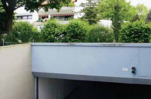 DIADEM-1200 intenzív tetőkert