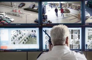 Bosch Intelligens Videó Analízis (IVA)
