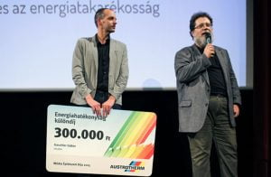 Austrotherm különdíj