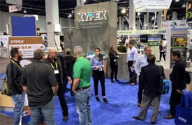 Xypex World of Concrete 2018
