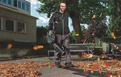 Új Metabo akkus kerti gép választék