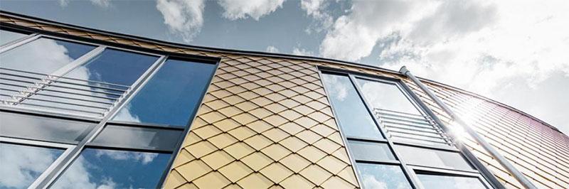 PREFA Fémlemezfedések az építészetben 2021