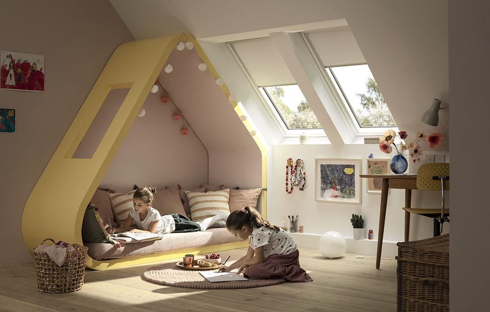 VELUX Design Guide - Műszaki kézikönyv a tetőtér kialakításáról (2)